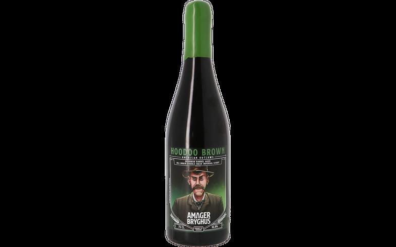 Bouteilles - Amager Hoodoo Brown - Bourbon BA
