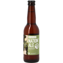 Bottled beer - Ninkasi Nation'Ale