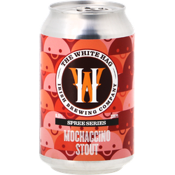 Bottled beer - White Hag Spree Series - Mochaccino Milk Stout