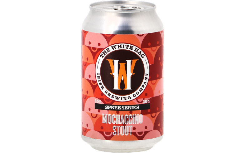 Bottled beer - White Hag Spree Series - Mochaccino Milk Stout