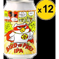 Pack de bières - Pack Uiltje Bird of Prey IPA - 12 bières