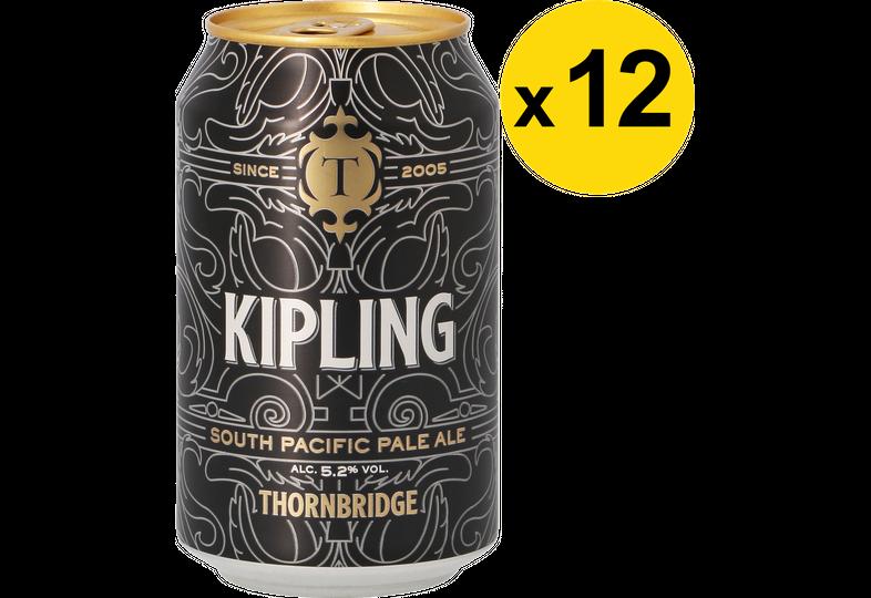 Confezioni risparmio - Pack Thornbridge Kipling x12