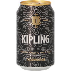 Megapacks - Thornbridge Kipling 33cl (12 stuks)