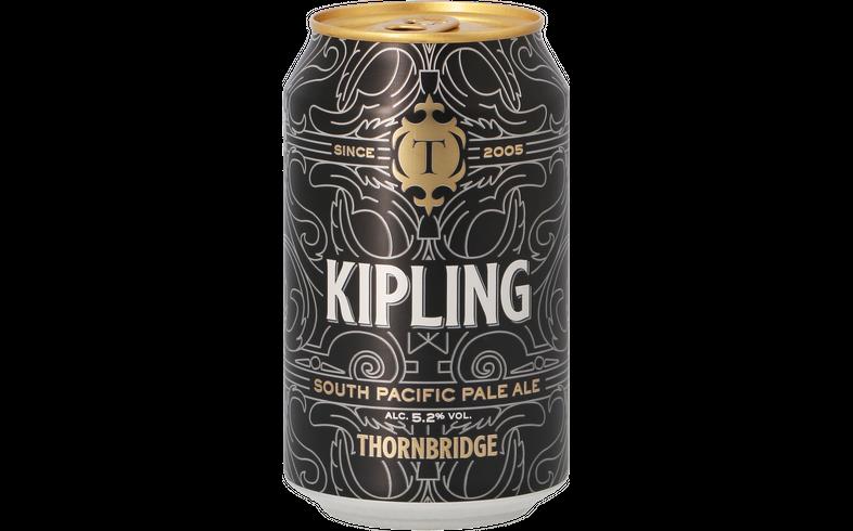 Megapacks - Thornbridge Kipling 33cl (12 stuks)