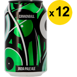 Bier grossverpackung - Pack Magic Rock Cannonball - 12 bières