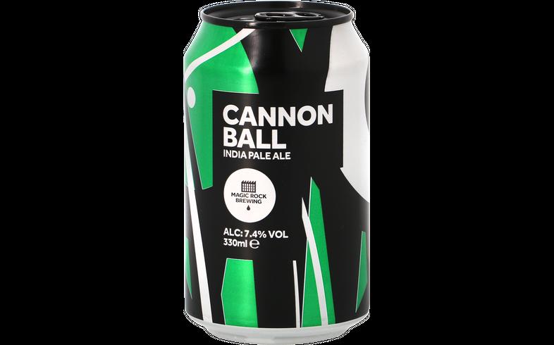 Pack de bières - Pack Magic Rock Cannonball - 12 bières
