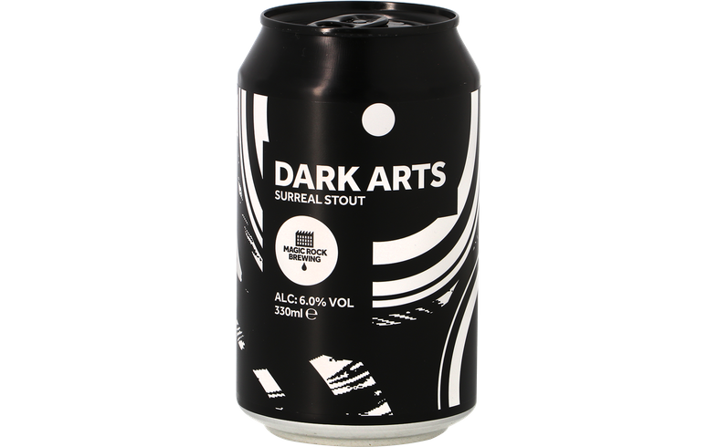 Pack de bières - Pack Magic Rock Dark Arts - 12 bières