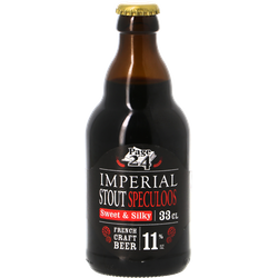 Bouteilles - Page 24 Imperial Stout Speculoos