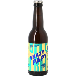 Bottled beer - Brique House Vhazy Papy