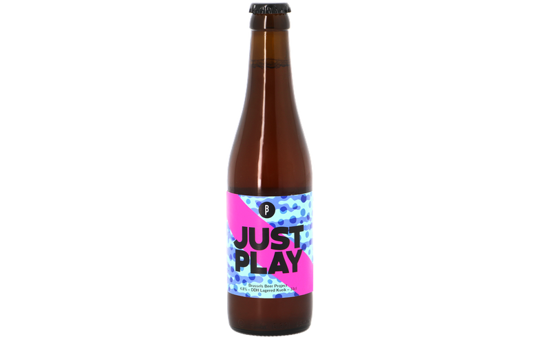 Bouteilles - Brussels Beer Project Just Play