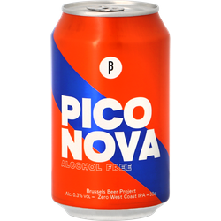 Flessen - Brussels Beer Project Pico Nova