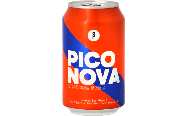 Bouteilles - Brussels Beer Project Pico Nova