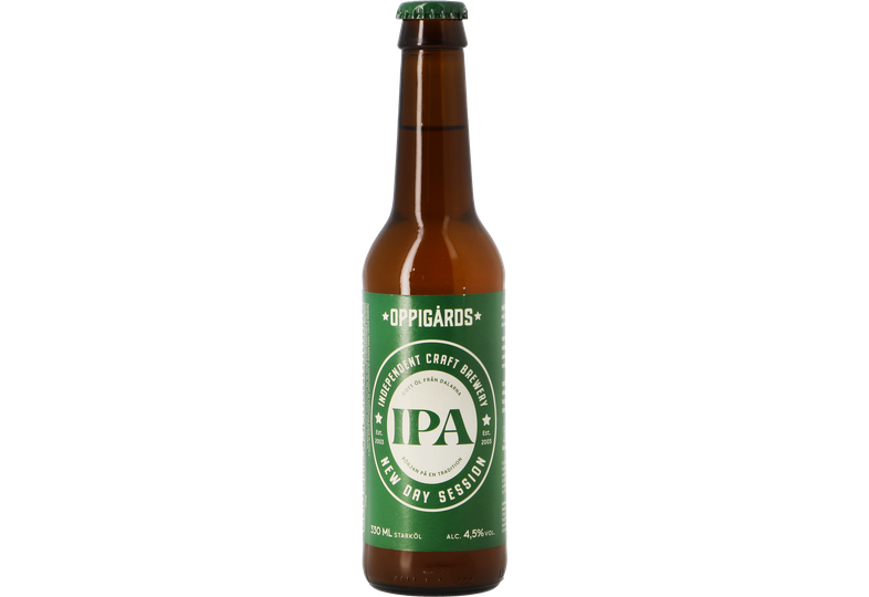 B2B - Oppigårds New Day Session IPA