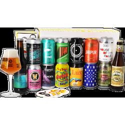 assortiments - Coffret Anniversaire Saveur Bière