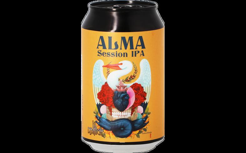 Pack de bières - Pack La Débauche Alma - 12 bières