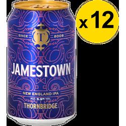 Pack de bières - Pack Thornbridge Jamestown - 12 bières