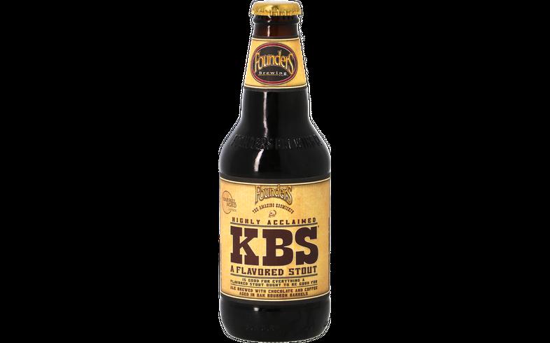 Bouteilles - Founders Kentucky Breakfast Stout 2021 (KBS)
