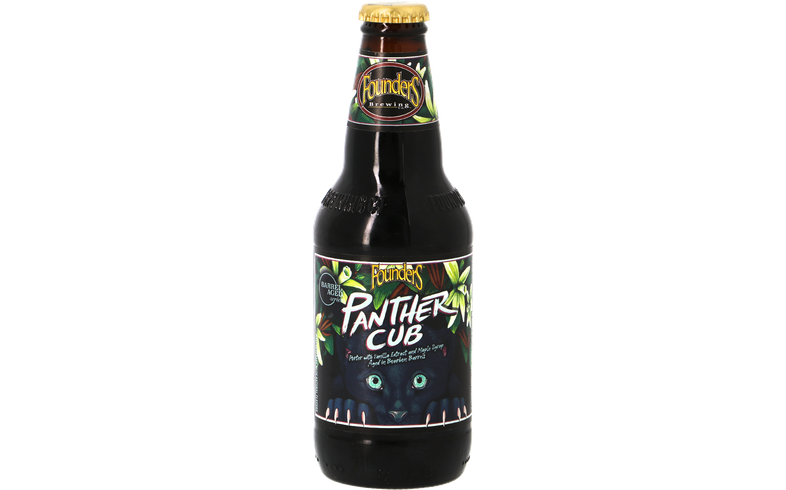 Bouteilles - Founders - Panther Cub - Bourbon BA 2021
