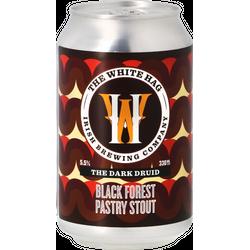 Bouteilles - White Hag The Dark Druid Black Forest