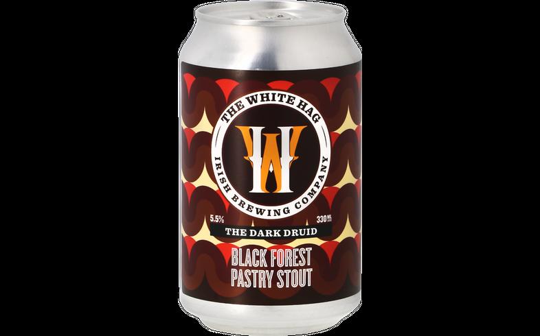 Bottled beer - White Hag - The Dark Druid Black Forest