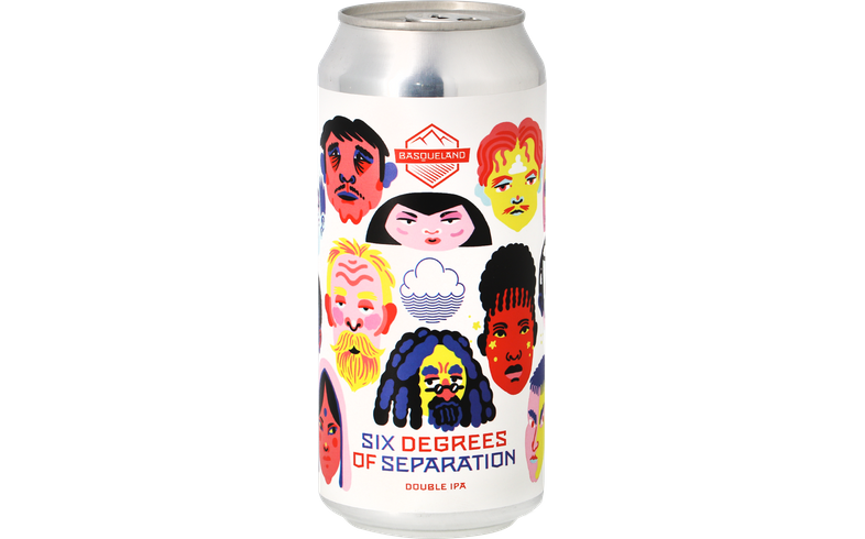 Bouteilles - Basqueland x Cloudwater Six Degrees of Separation