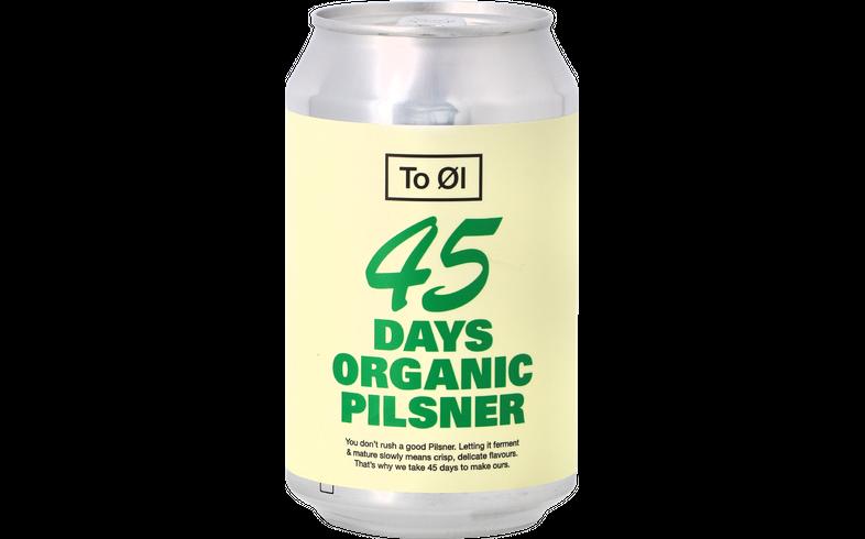Bouteilles - To Øl - 45 Days Organic Pilsner