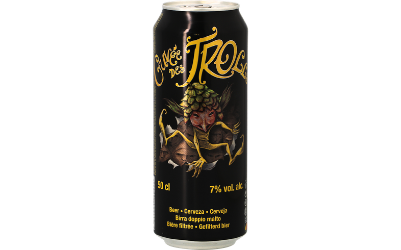 Packs Ahorro - Pack Cuvée des Trolls - 12 cervezas