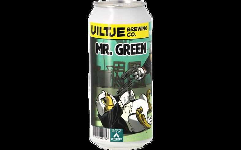 Bottled beer - Uiltje - Mr.Green