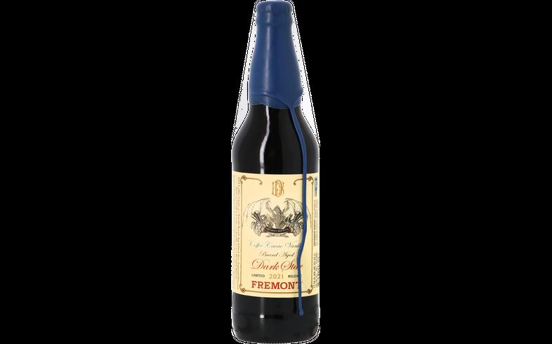 Bouteilles - Fremont Bourbon Barrel Aged Dark Star Coffee Cacao Vanilla 2021
