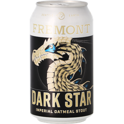 Bottled beer - Fremont Dark Star