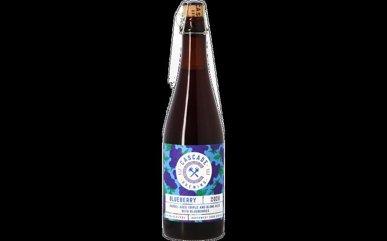 Flaskor - Cascade Blueberry 2020