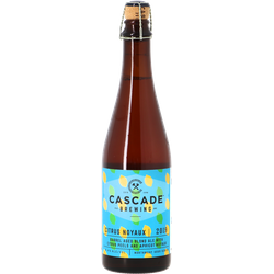 Bottled beer - Cascade Citrus Noyaux 2019