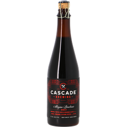 Bottled beer - Cascade Mayan Bourbonic 2017