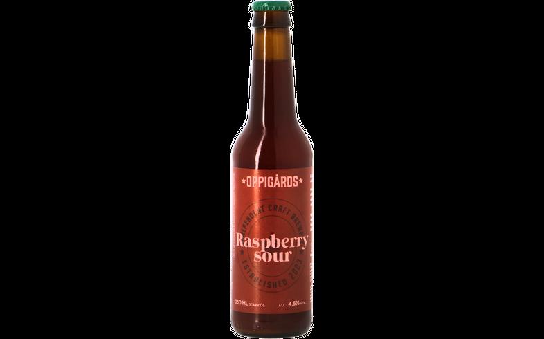 Bottled beer - Oppigards Bio - Raspberry Sour