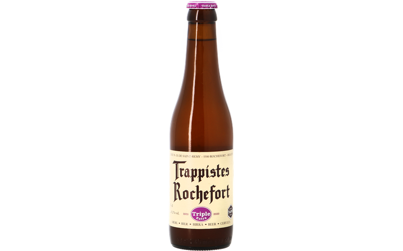 Bouteilles - Rochefort Triple Extra