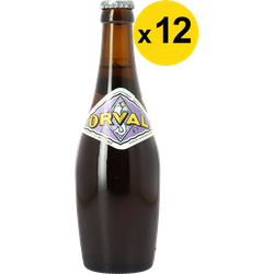 Flessen - Orval 33cl (12 stuks)
