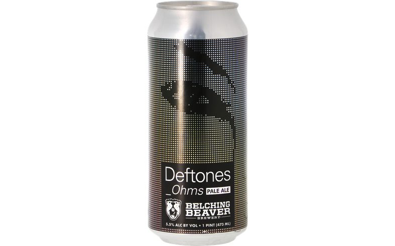 Bouteilles - Belching Beaver - Deftones Ohms Pale Ale