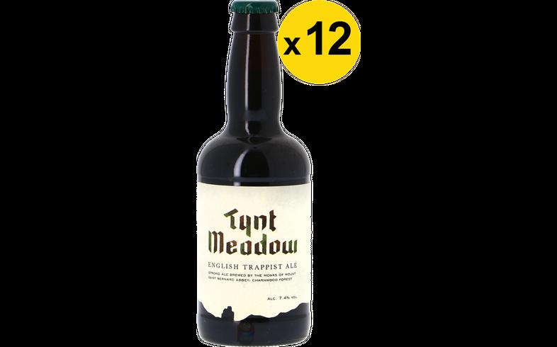 Big packs - Tynt Meadow English Trappist Ale 33cl (12 stuks)
