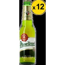 Big packs - Pilsner Urquell 33cl (12 stuks)