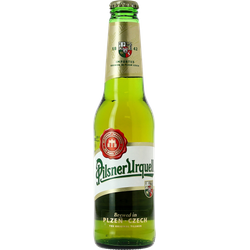 Pack de bières - Pack Pilsner Urquell - 12 bières