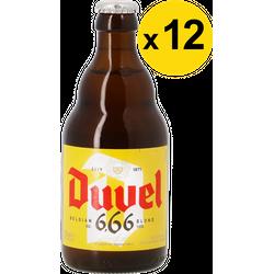 Megapacks - Duvel 6.66 33cl (12 stuks)
