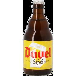 Pack de bières - Pack Duvel 6.66 - 12 bières