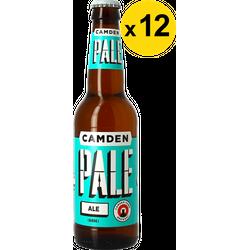 Pack de bières - Pack Camden Pale Ale - 12 bières
