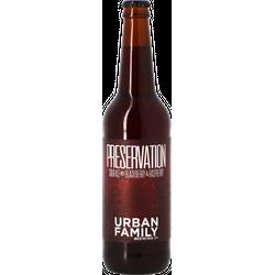 Bottled beer - Urban Family Preservation
