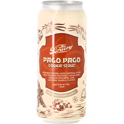 Bottled beer - The Bruery Pago Pago Cookie Stout