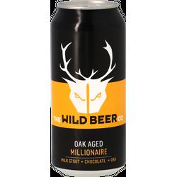 Flaskor - Wild Beer - Oak Aged Millionaire
