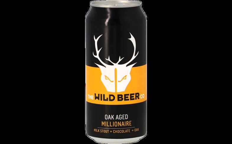 Bottled beer - Wild Beer - Oak Aged Millionaire