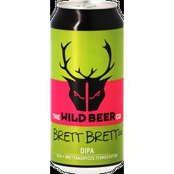 Bouteilles - Wild Beer - Brett Brett 2021