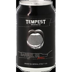 Bottled beer - Tempest - Jerez Brandy Barrel 02