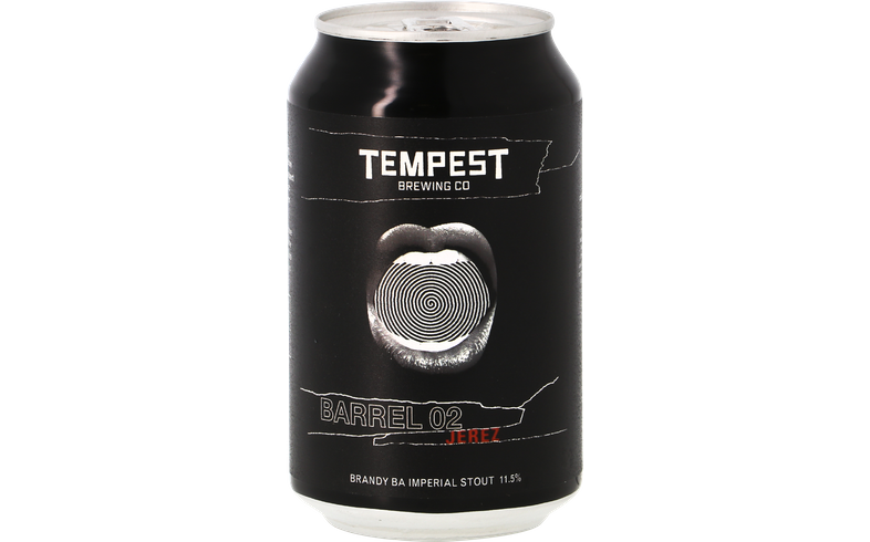 Bouteilles - Tempest - Jerez Brandy Barrel 02